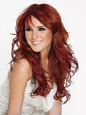 Thinking of going red? Before you do, browse below for ten looks to