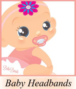 Baby Headband Etsy