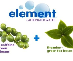 Element caffeinated water Giveaway