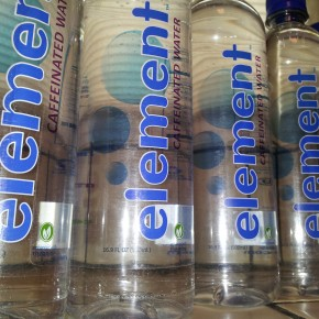 Element water review: the pure energy drink