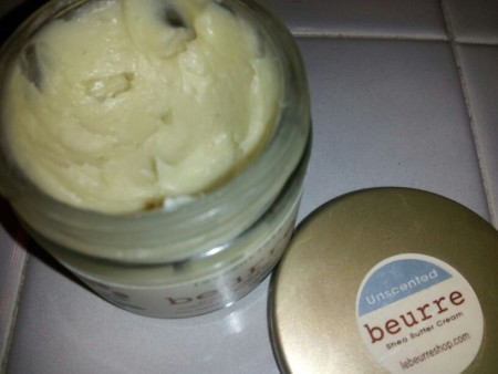 le-beurre-shea-butter-cream