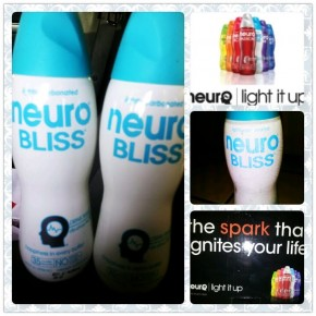 neuroBLISS Giveaway: happiness in every bottle